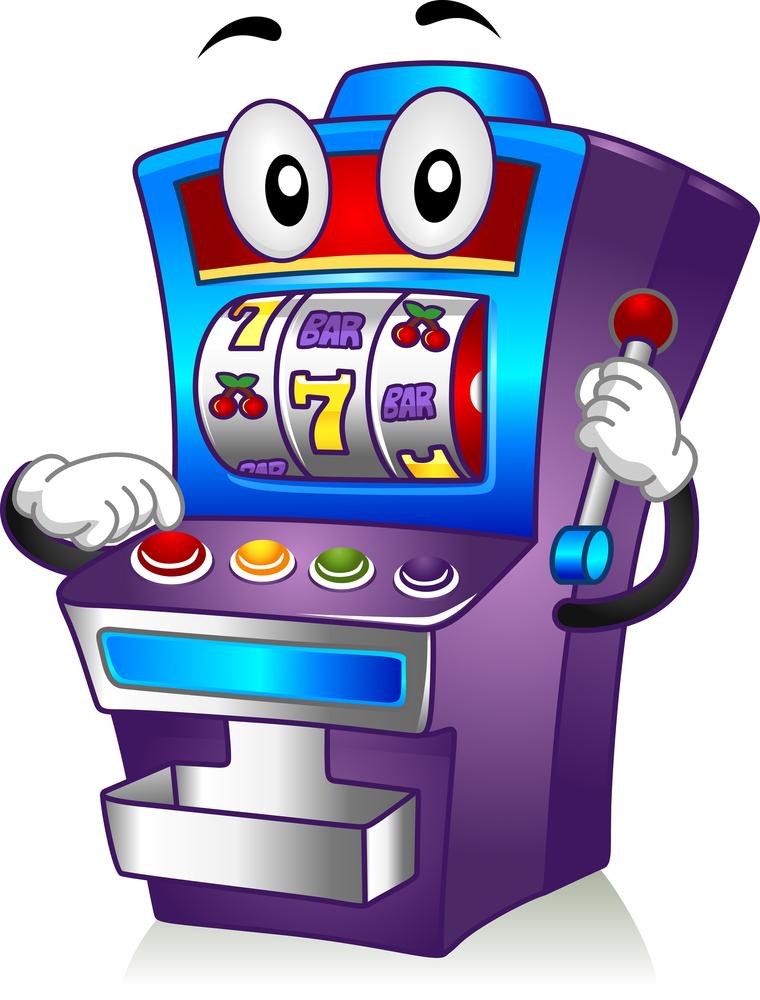 bigstock Mascot Illustration Featuring 34376450 Kasinoslots